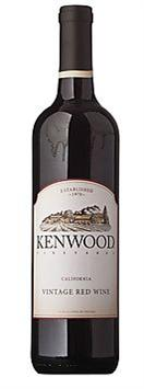 Kenwood Vintage Red Wine
